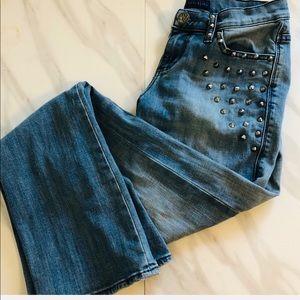 Rock & Republic studded jeans size 4